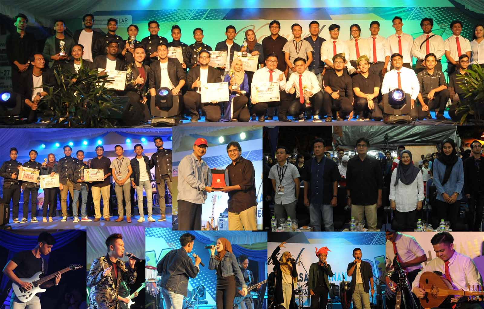 UUM Champion Battle Music Vaganza MAKUM